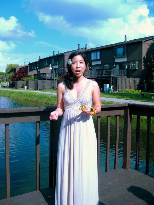 Rebecca's Prom