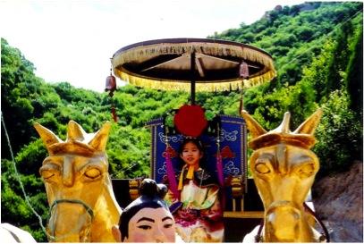 Chinese Princess Rebecca