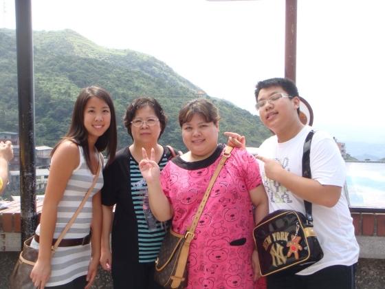Rebecca in Taiwan 1