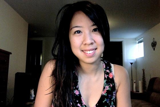 Rebecca Cao Happy